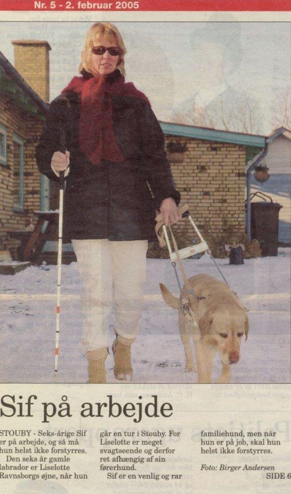 Scannet artikel - Liselotte februar 2005 del 1