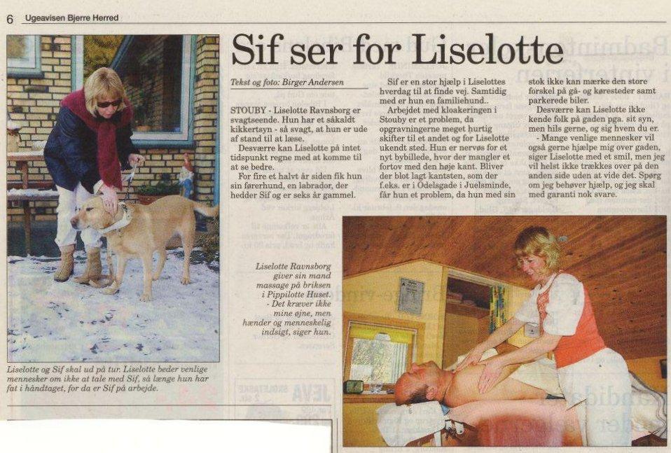 Scannet artikel - Liselotte februar 2005 del 2
