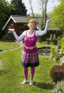 Liselotte som Pippi